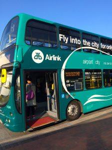 Airlink2階建バス